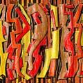 Rough Lumber by Mark Sellers