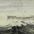 Rough Seas by Peder Balke