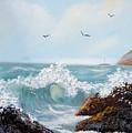Rough Surf Sold by Susan Dehlinger