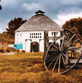 Round Barn by Thomas Woolworth