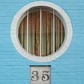 Round Window by Robb Shaffer