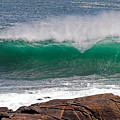 Roundstone Turquoise Wave Ireland by Pierre Leclerc Photography