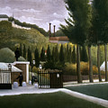 Rousseau: House, C1900 by Granger