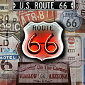 Route 66 Americas Main Street by Jeff Folger