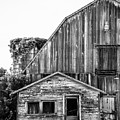Route 66 Barn 1 by Michael Arend