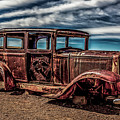 Route 66 Car by Jon Burch Photography