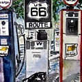 Route 66 by Derek Mccrea