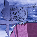 Route 66 Grill by Garry Gay