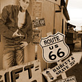 Route 66 - Signs by Mike McGlothlen