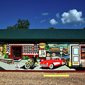 Route 66 Mural by Mountain Dreams