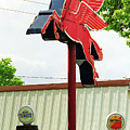 Route 66 - Rolla Missouri by Frank Romeo