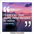 Routine by Travel Pride