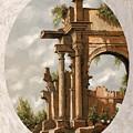 Rovine Romane by Guido Borelli
