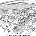 Row Row Row by John Crowther