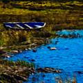 Rowboat On An Irish Lake by James Truett
