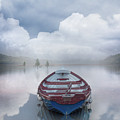 Rowboat Reflections by Debra and Dave Vanderlaan