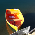 Rowboats In Rockport, Ma by Nicole Freedman