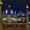 Rowes Wharf - Boston Harbor Hotel by Joann Vitali