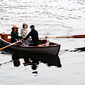 Rowing Boat by Chris Day