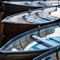 Rowing Boats by Joana Kruse