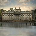 Royal Baths In Warsaw by Jaroslaw Blaminsky
