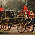 Royal Carriage by Carl Purcell