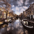 Royal Dutch Canals by Mario Carini