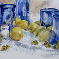 Royal Lemons by Karen Boudreaux
