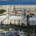 Royal Naval Dockyard Bermuda by Carolyn Quinn