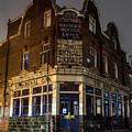 Royal Oak Pub Columbia Road London by Philip Pound