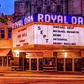 Royal Oak Theater  V2 Dsc_0432 by Michael Thomas