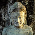 Royal Palace Buddha 02  by Rick Piper Photography