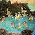 Royal Palace Ramayana 16 by Rick Piper Photography