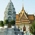 Royal Palace Shrine 03  by Rick Piper Photography