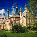 Royal Pavilion Garden by Chris Lord