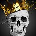 Royal Skull by Nicklas Gustafsson