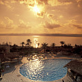 Royal Suite In The Dead Sea Spa Hotel by Richard Nowitz