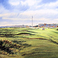Royal Troon Golf Course by Bill Holkham