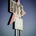 Roys Motel And Cafe by Alex Snay