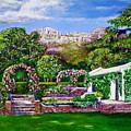 Rozannes Garden by Michael Durst