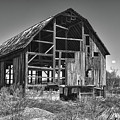 Rt 16 Barn 1302a by Guy Whiteley
