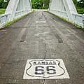 Rt. 66 Rainbow Bridge by Susan McMenamin