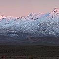 Ruapehu Panorama by Nicholas Blackwell
