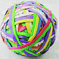 Rubberband Ball I by Pekka Liukkonen
