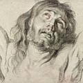 Rubens, Christ.  by Granger