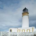 Rubha Reidh Lighthouse by Steve Watson