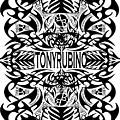 Rubino Propaganda Tattoo by Tony Rubino