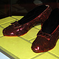 Ruby Slippers On The Yellow Brick Road by LeeAnn McLaneGoetz McLaneGoetzStudioLLCcom