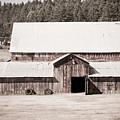 Ruckle Barn by Jon Faulknor