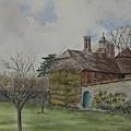 Rudyard Kipling's Bateman's by Debbie Homewood